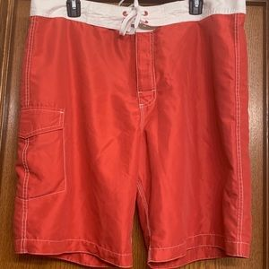 Old Navy Red Swimsuit Size XL